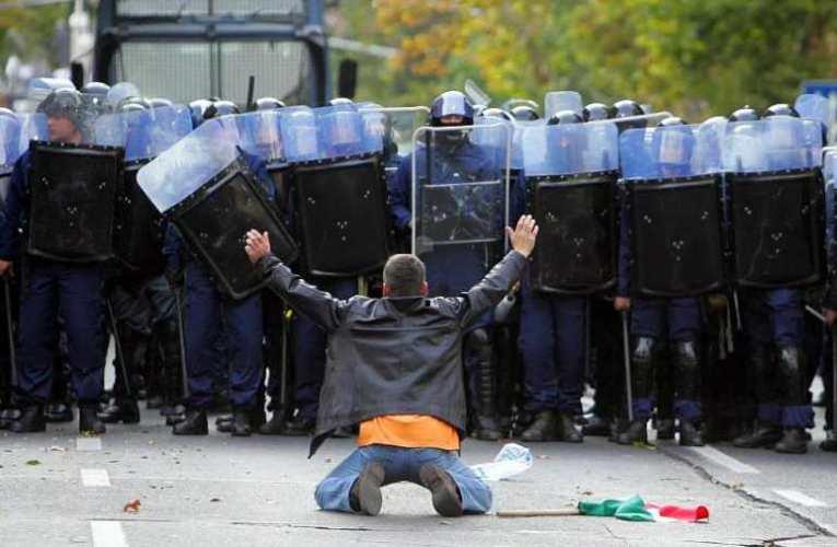 2006 ősze: népfelkelés, rendőrterror, megtorlások-nemzeti jogvédők, ellenállók, áldozatok mérlege 14 év után (2020)