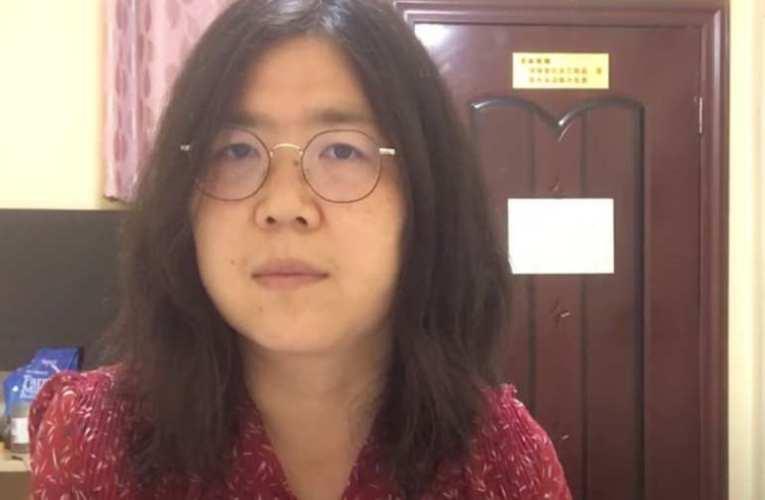 Kínai szólásszabadság: Négy év börtön a vuhani járványkitörésről tudósító újságírónak