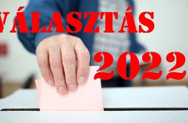 Választás 2022