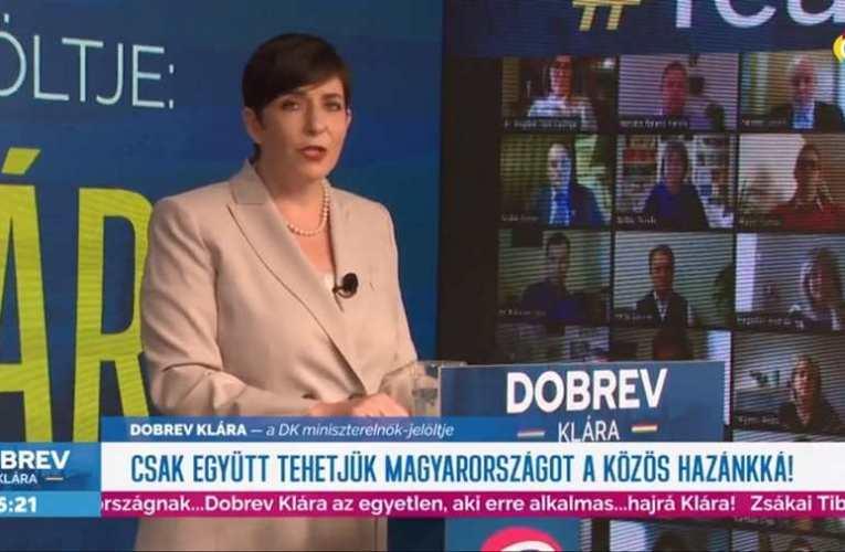 """Életveszély! – Dobrev Klára előadta """"előbeiktató beszédét"""""""