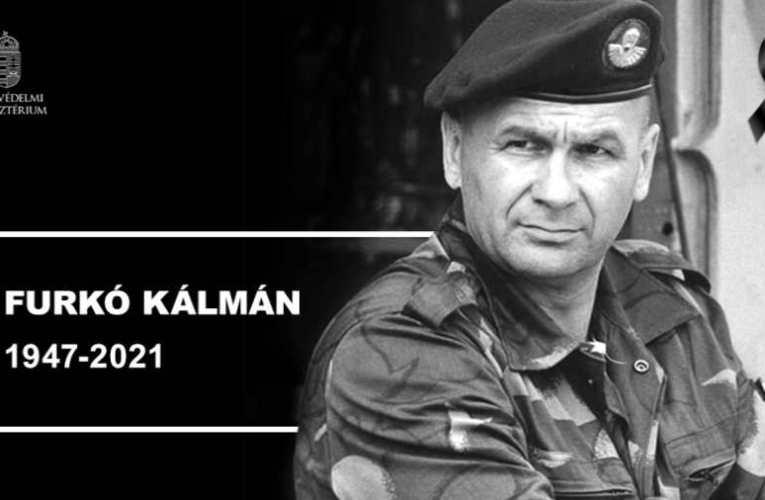 Elhunyt Furkó Kálmán nyugállományú ezredes