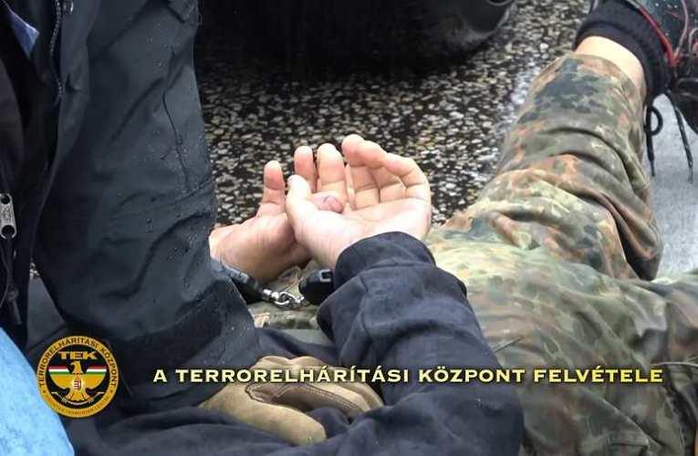 Emberölésre készültek – őrizetbe vették a Magyarok Felelős Nemzeti Kormányának vezetőit