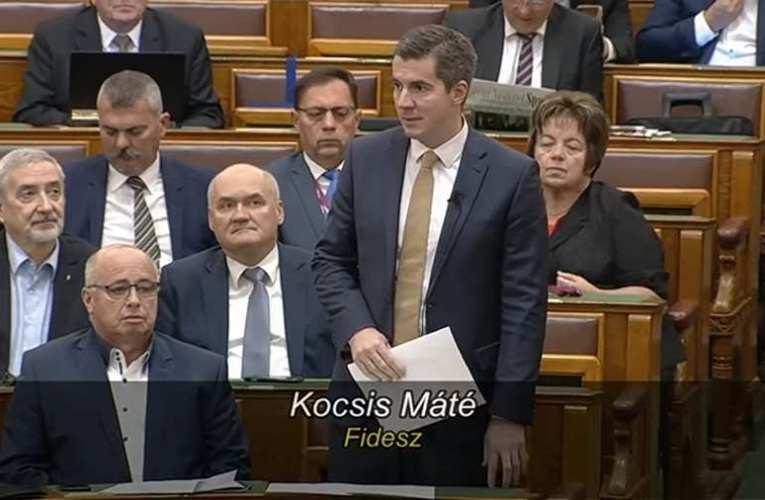 """Kocsis Máté Jakabnak: """"Nem a bilincs kattant, hanem ön Elnök úr!"""" – a Fidesz frakcióvezetője összegezte a libernyák előválasztás eredményeit"""