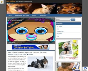 CATS AND DOGS Great Dog and Cat Ownership Tips 300x241 - Internet InfoMedia