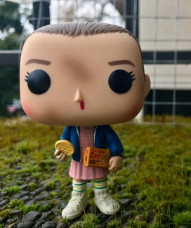 Eleven with Eggos