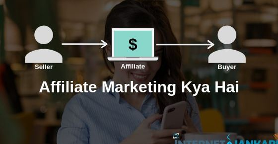 Online Affiliate Marketing Kya Hai : Beginner Guide