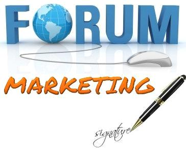 Learn How to Get Traffic from Forums