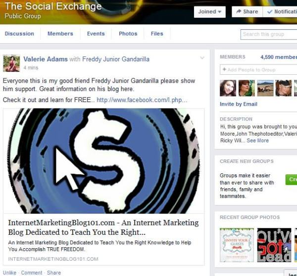 This Facebook Marketing Strategy Only Work with a VERY Valuable Blog!