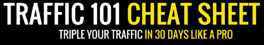 Traffic101 Cheat Sheet