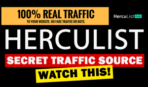 Herculist Plus Review 2021 – How To Use Herculist Safelist