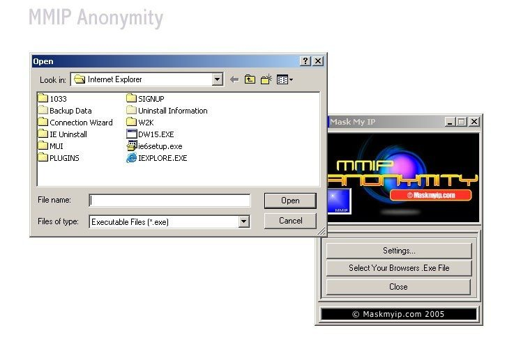 mask my ip anonymity   hide  ip address 11084 scr - What is My IP Speed