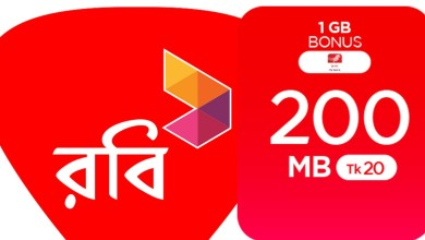 Robi 200MB+1GB Bouns Social Internet Pack 20Tk | Robi Social Internet Pack 2018