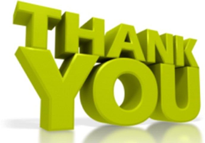 thank you images for PPT 31