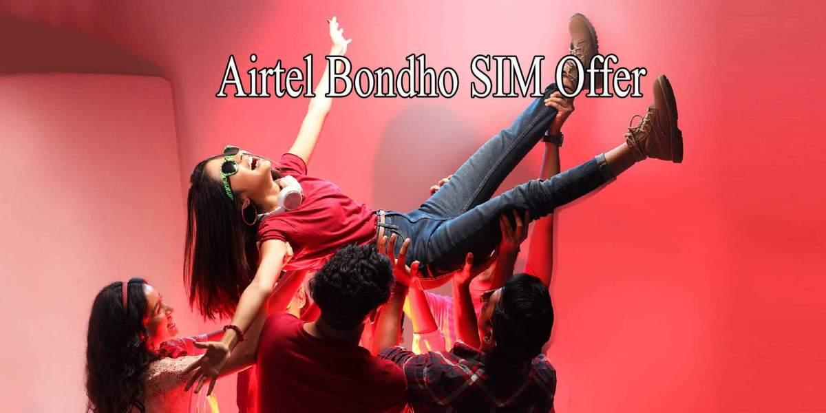 Airtel 3GB Internet only 19Tk | Airtel  Bondho SIM offer 2019