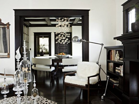 Make Black Paint Great with Trim