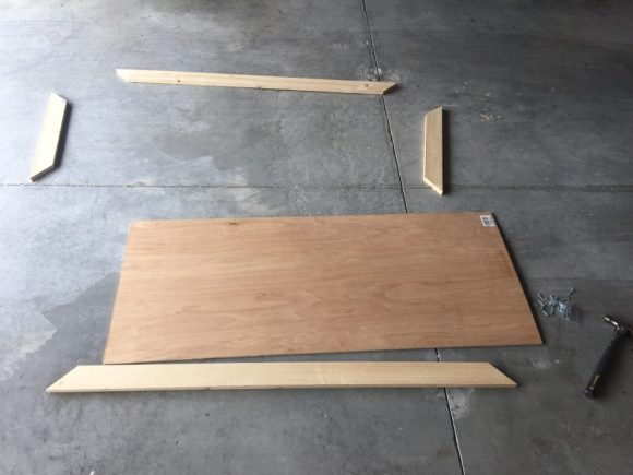 Preparing-the-Materials-diy-plywood-desk