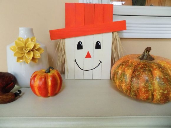 Fall-Craft-Ideas-with-Scarecrow-Decoration-DIY