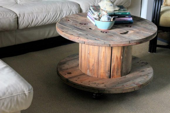 Large-Wooden-Spool-Furniture