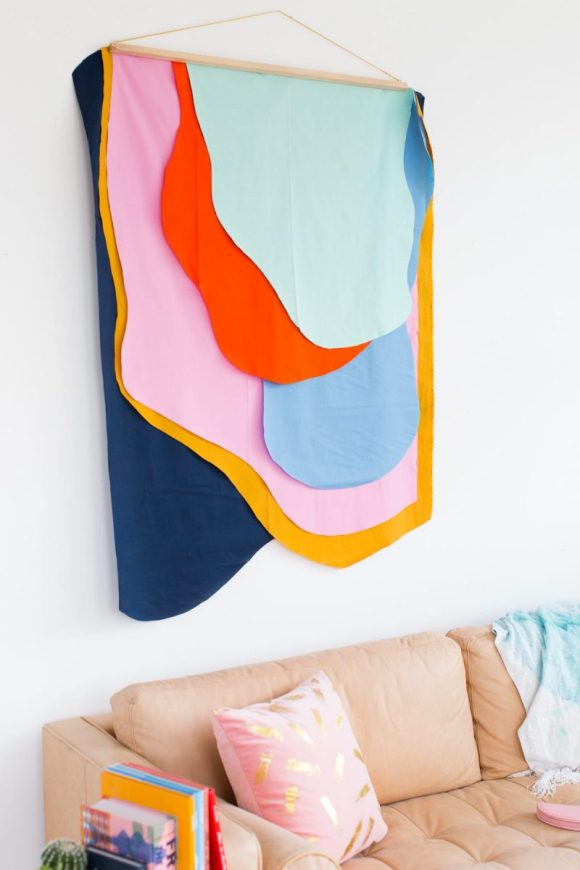 Modern-Art-Copy-Fabric-Wall-Hanging