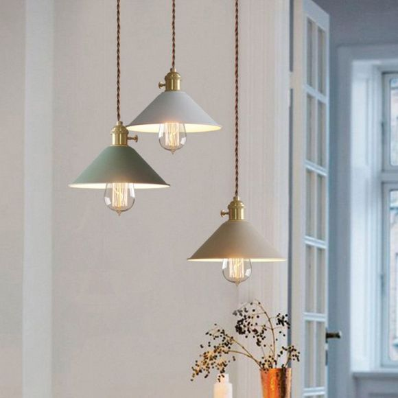 Metal Shades Pendant Lights