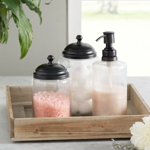 Repurpose Bottles & Jars