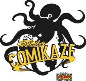 Stan Lee official Comikaze logo
