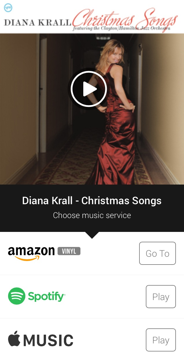 christmas songs follows the vinyl release of eight essential krall albums this past summer as part of verves ongoing 60th anniversary celebration - Diana Krall Christmas Songs