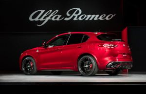 2018 Alfa Romeo Stelvio World Debut