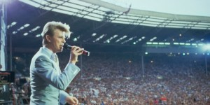 Bowie At Live Aid