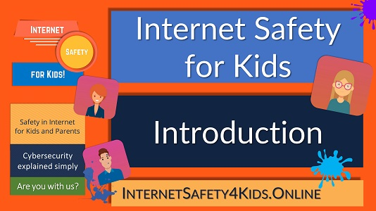 Internet Safety for Kids Introduction