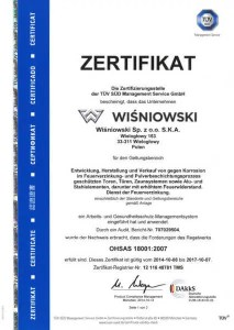 zertifikat-wisniowski-ohsas-de