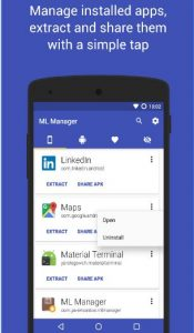 ml manager - android apps, top apps, best apps may 2016