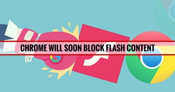 chrome block flash