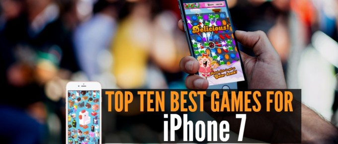 iphone 7 games