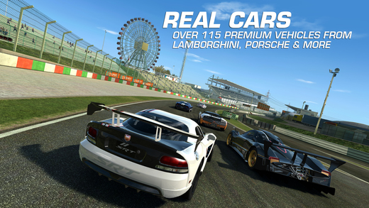Real Racing 3 for iphone