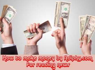 How to make money by just reading news