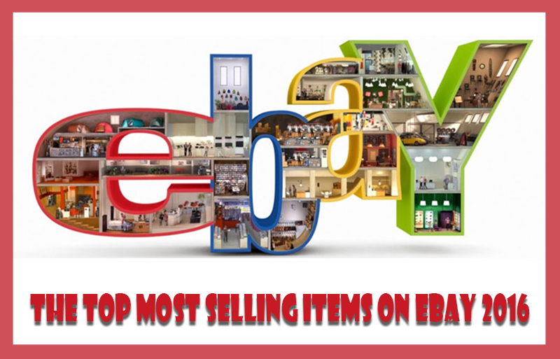 We use many sites for online shopping and there are lots of facilities in online shopping such as no need of going to supermarket or any of shopping mall. If you want to buy something so just sitting at home you can buy it. That's why online shopping is very important -The Top Most selling items on eBay 2016