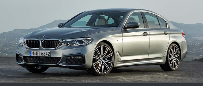 New BMW 5 Series for 2017