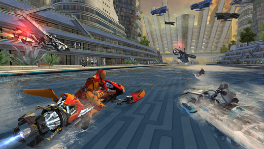 Riptide GP:Renegade