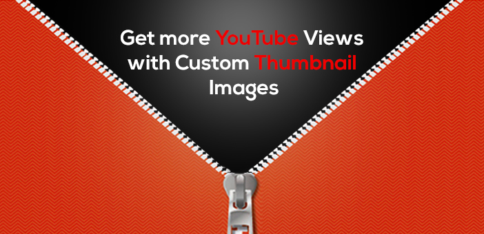how to put a custom thumbnail on youtube 2017