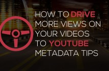 Youtube Metadata Tips