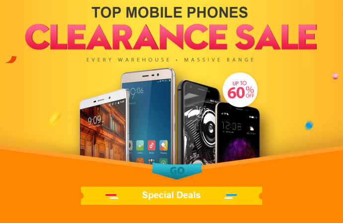 Top Clearance Sale on Gearbest