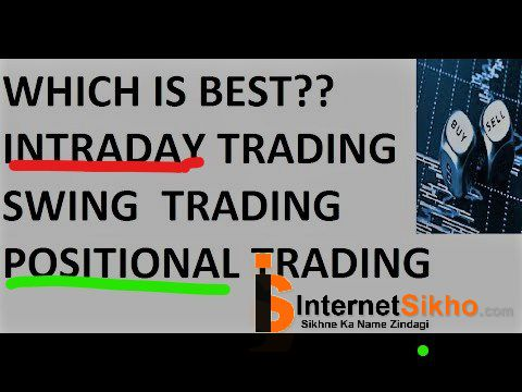 POSITION TRADING POSITIONAL TRADING IS THE EXPRESS TRAIN.INTRADY TRADING IS THE PASSENGER TRAIN.WHICH TRADING DO YOU PERFER?WHICH TRADER YOU ARE?