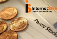 PENNY STOCKS क्या है ? WHAT'S PENNY STOCKS?