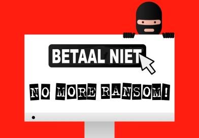 Ransomware en nu?