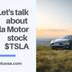 Let's talk about $TSLA (Tesla Motors, Inc.) stock