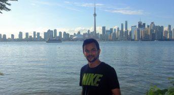 Internship Experience | Akshay Kamath | Mitacs Globalink Fellowship | Research internship