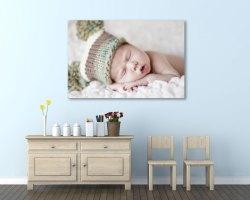 Stampa su tela-dolci sogni di neonato