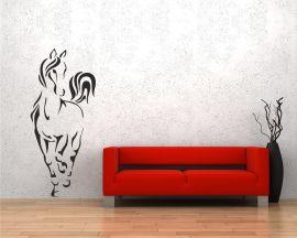 Adesivo murale-beautiful horse