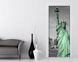 Souvenir di New York-adesivo per porte